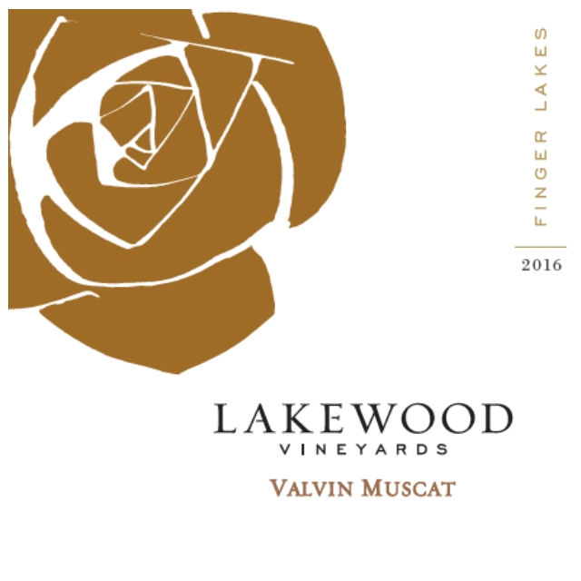 2016 Valvin Muscat Lakewood Vineyards